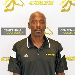 David Joseph (DJ) Mens Varsity Basketball Asst Coach 2015
