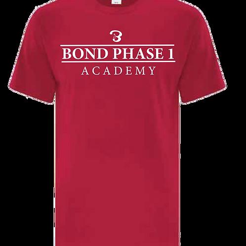 Bond-P.H.A.S.E. 1  Tee