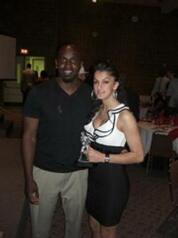 Oditte Odisho - 2007 Miss Ontario