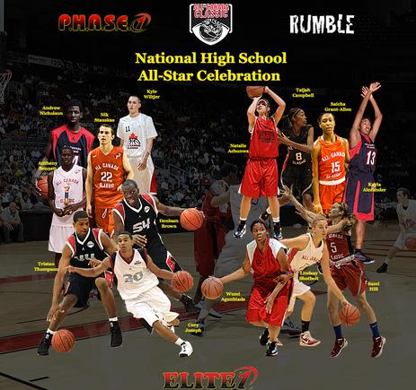 2001-2012 P.H.A.S.E. 1 All Canada Classic