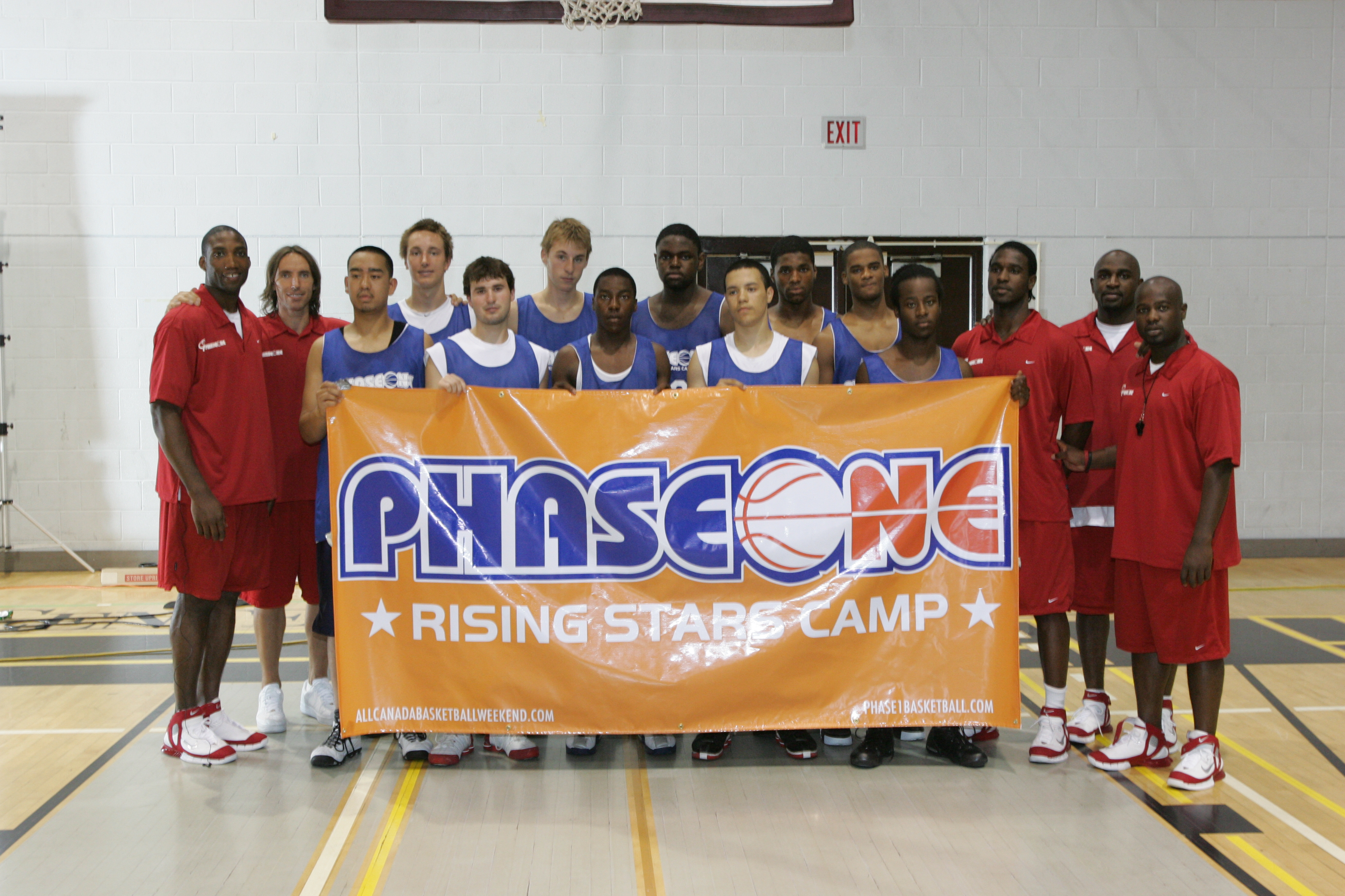 Rising Stars Camp
