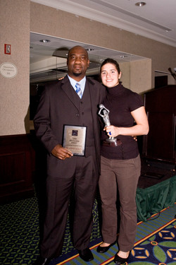 Chantelle St. Amour -1st Team Canada
