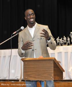 Pops Mensah Bonsu - 2009 Speaker