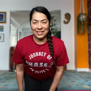 Natasha Ming - Yoga for Youth Wellness
