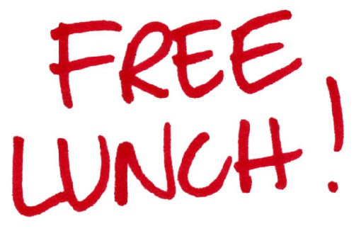 """FREE LUNCH"" AND TREND-FOLLOWERS ARE BUYING"