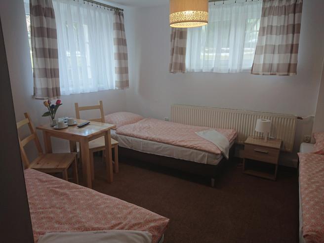 pokój nr 3 - Hotelowiec