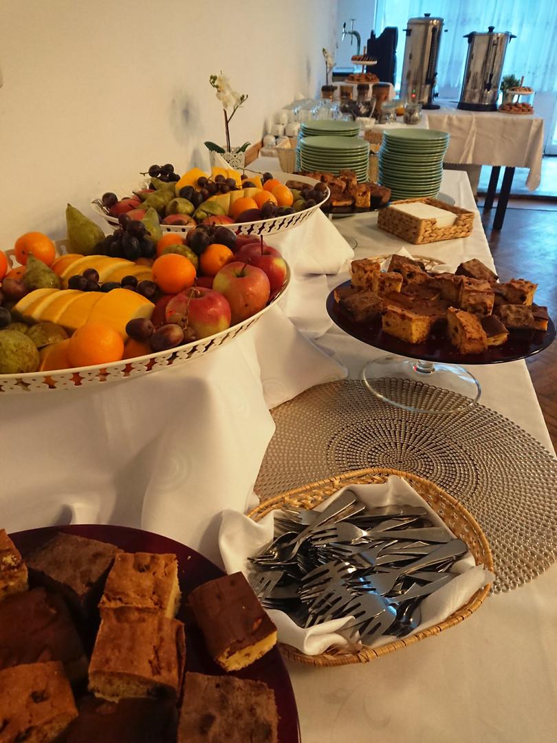 deser - szwedzki stół