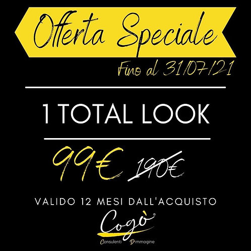 Offerta Speciale: 1 Total Look
