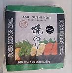 productos para sushi