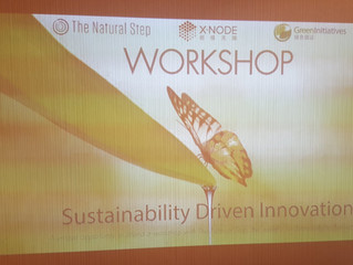 Sustainability Driven Innovation workshop @XNode