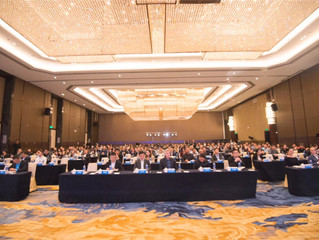 Exponential Organizations workshop for over 100 executives in Henan province