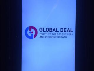 Global Deal workshop in Guangzhou