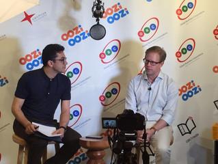 Patrik Sandin was interviewed about Exponential Organizations at GBC Live