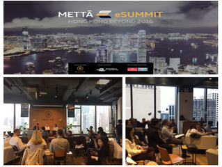 Co-creating sustainable futures for Hong Kong @Metta's eSummit
