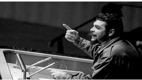 Estado argentino homenajeó al Che Guevara y hubo repudio generalizado