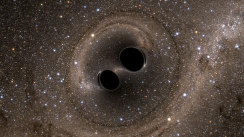 Una fisura en el espacio-tiempo: cómo es un agujero negro
