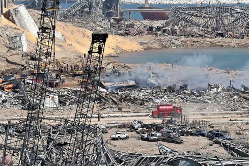 Líbano: qué se sabe de la causa de la devastadora explosión en Beirut que dejó al menos 100 muertos