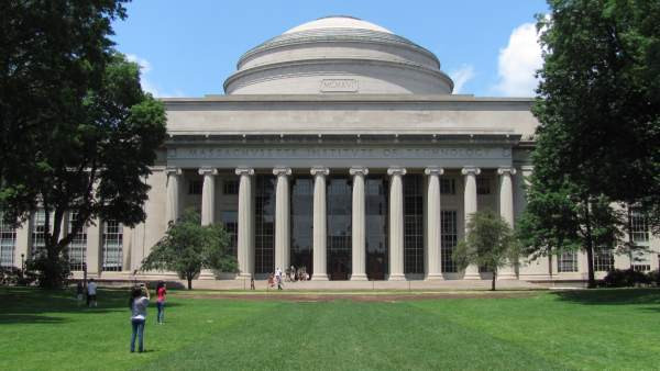 El Massachusetts Institute of Technology, en Boston