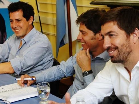 El intendente ultra kirchnerista de Mercedes legaliza las usurpaciones y expropiaciones de tierras