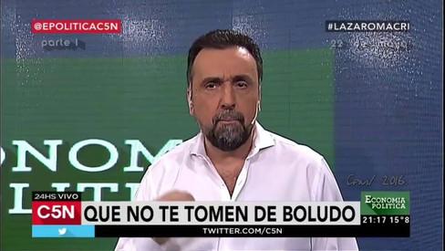 EXCLUSIVO. EN MEDIO DE LA «MACRISIS», ROBERTO NAVARRO COMPRÓ UN LUJOSO PISO FRENTE A LA EMBAJADA DE