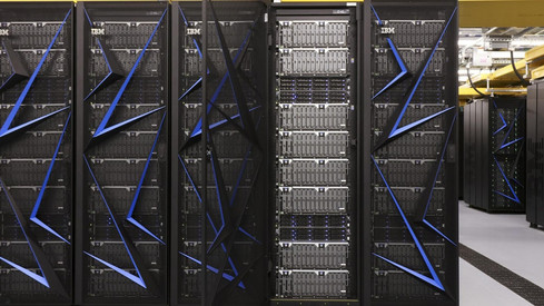 Carrera tecnológica. Estados Unidos prepara una supercomputadora de 500 millones de dólares para ecl