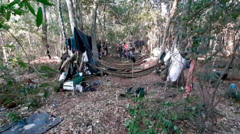 Dos argentinas que integraban la guerrilla EPP en Paraguay murieron en un enfrentamiento con las fue