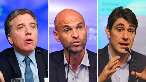 La Cámara Federal anuló los procesamientos de Dujovne, Dietrich e Iguacel en la causa por supuestas