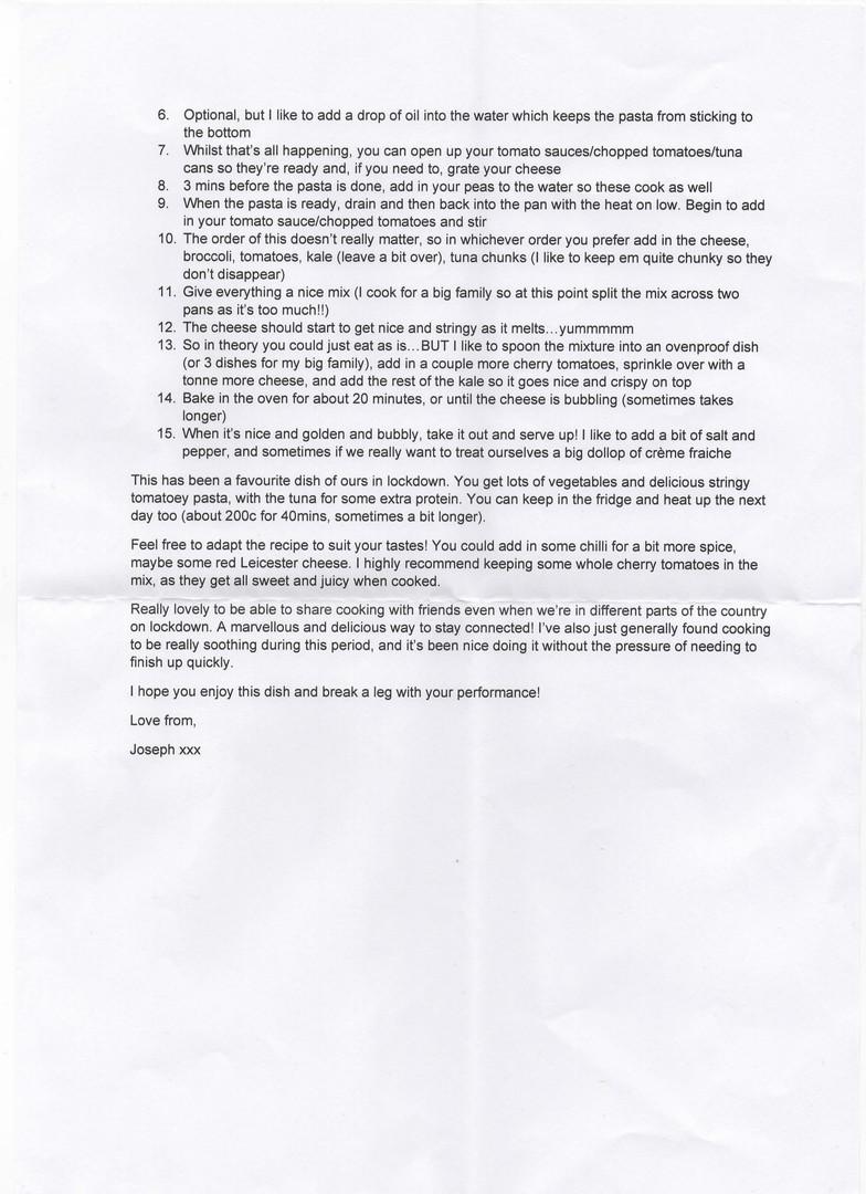Letter from Joseph p.2