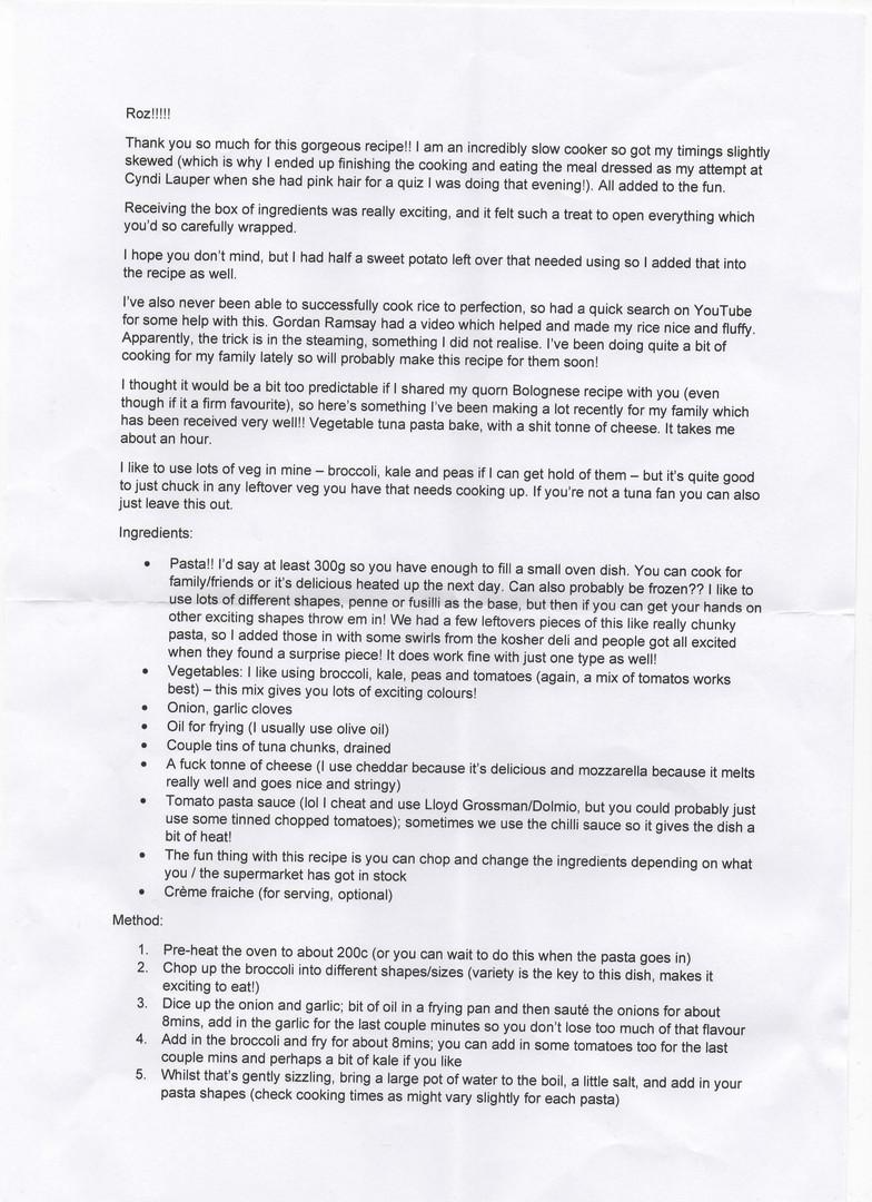 Letter from Joseph p.1
