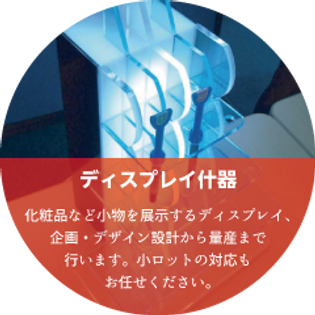ディスプレイ什器|ミツワ株式会社