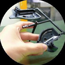 プラスチック 加工 成形品製品デザイン|ミツワ株式会社