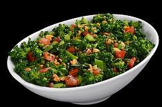 brócolis alho e óleo
