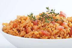 risoto frango