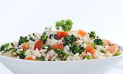 risoto brócolis