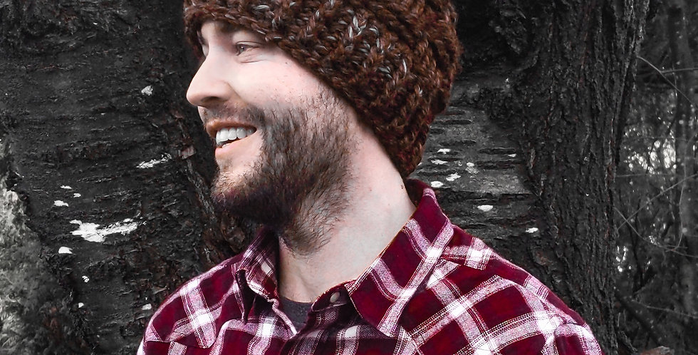 BRICKWORK MEN'S TOQUE