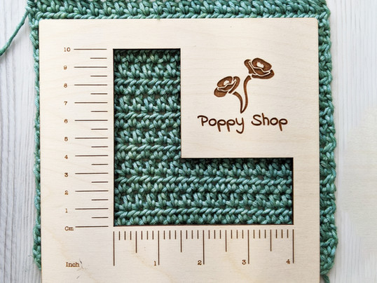 WHY GAUGE IS SO IMPORTANT IN CROCHET & KNITTING