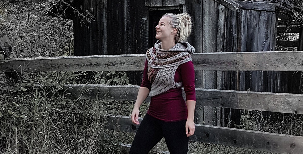 THE ORACLE HOODED COWL
