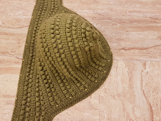 HOW TO BLOCK YOUR CROCHETED & KNITTED PROJECTS