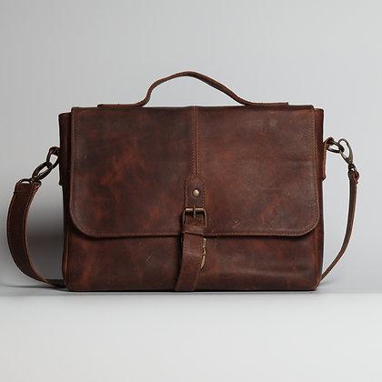 Briefcase Red