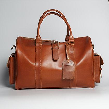 Luggage Shiny Dark Orange