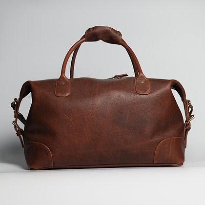 Luggage Brown Orange Simple