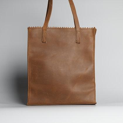 Paperbag Natural Brown Simple