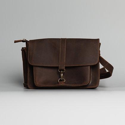 Crossbody Bag Dark Brown