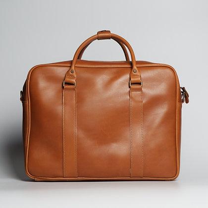 Briefcase Square Shiny Orange