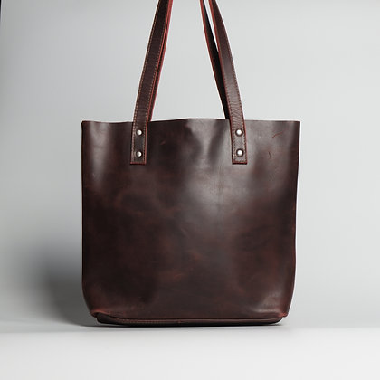 Tote Red Simple