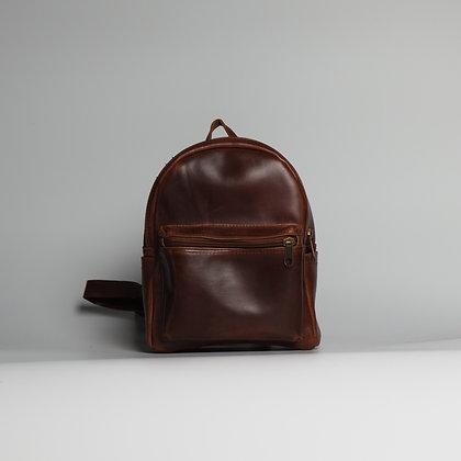 Backpack Small Choco Brown