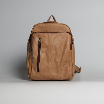 Backpack Three Zip Pocket