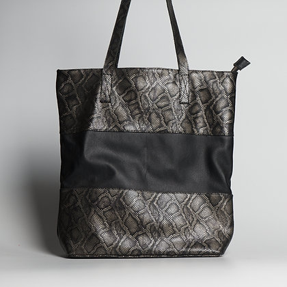 Tote Python Leather
