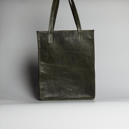 Paperbag Dark Corel Green