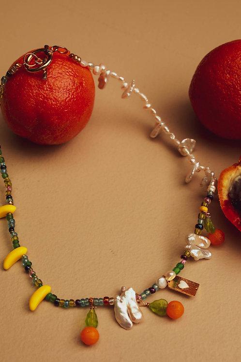 Bananas 4 you necklace